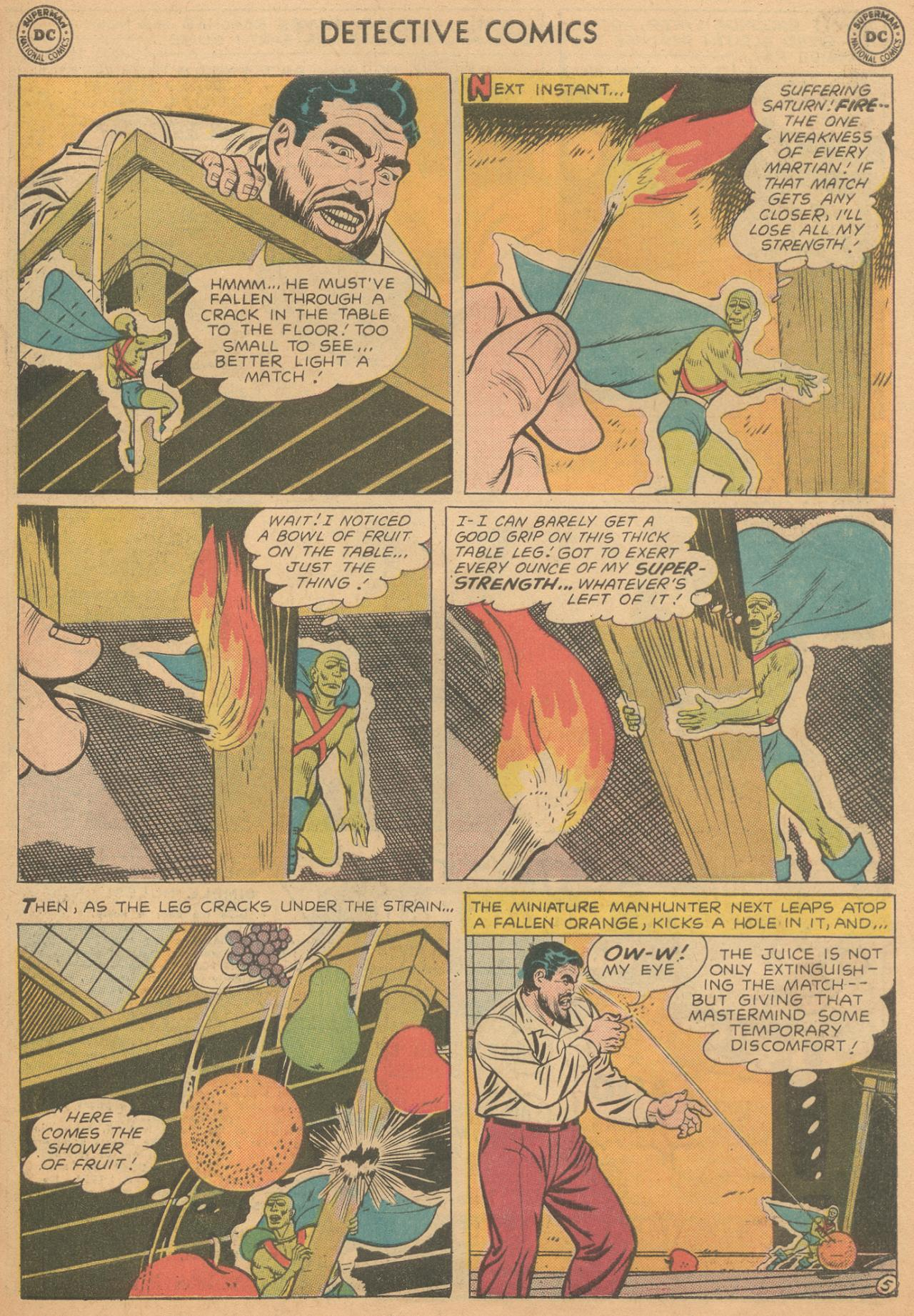 Read online Detective Comics (1937) comic -  Issue #261 - 31