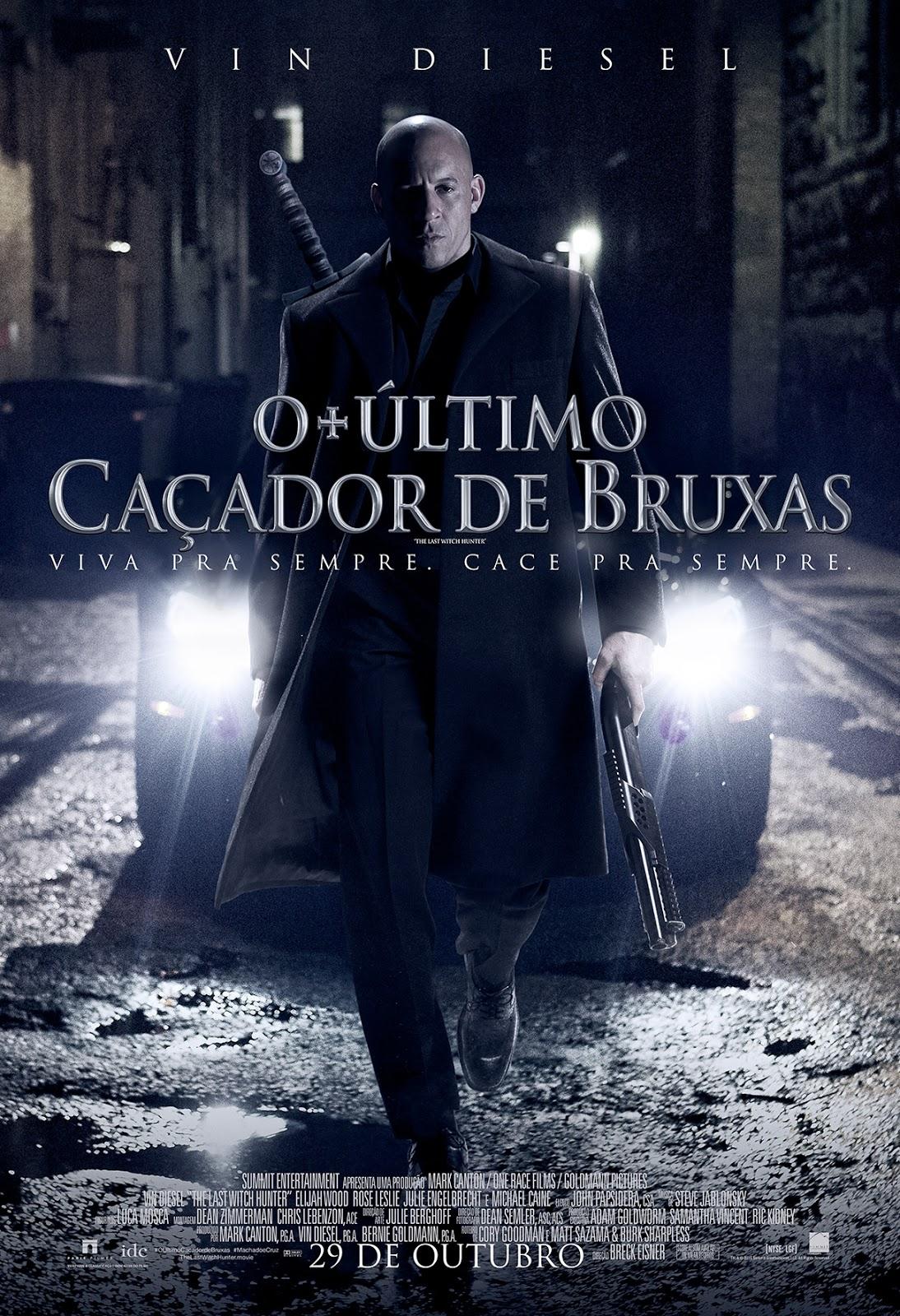 O Último Caçador de Bruxas - Full HD 1080p - Legendado