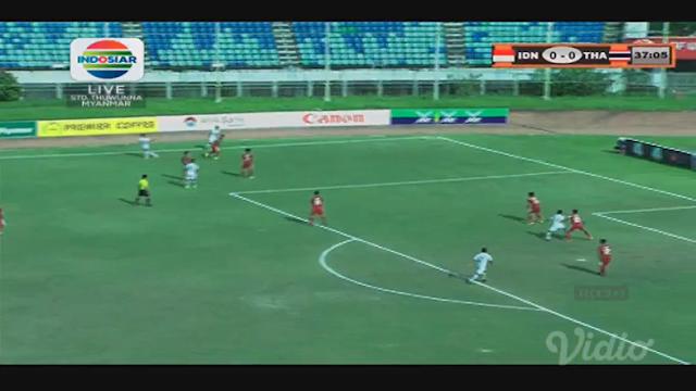 Yuk, Nonton Live Streaming Timnas Indonesia U-19 vs Thailand, Ini Susunan Pemainnya