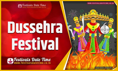 2021 Dussehra Puja Date and Time, 2021 Dussehra Festival Schedule and Calendar