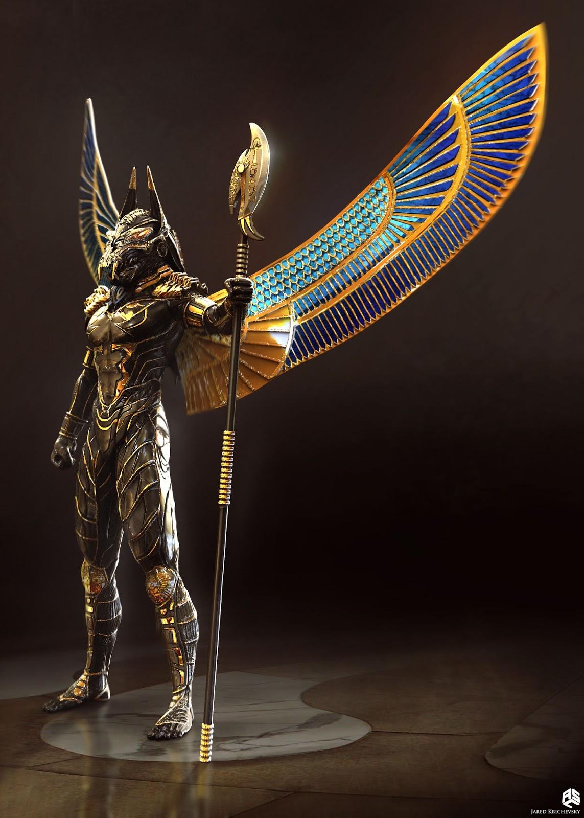 Jared Krichevsky Gods Of Egypt