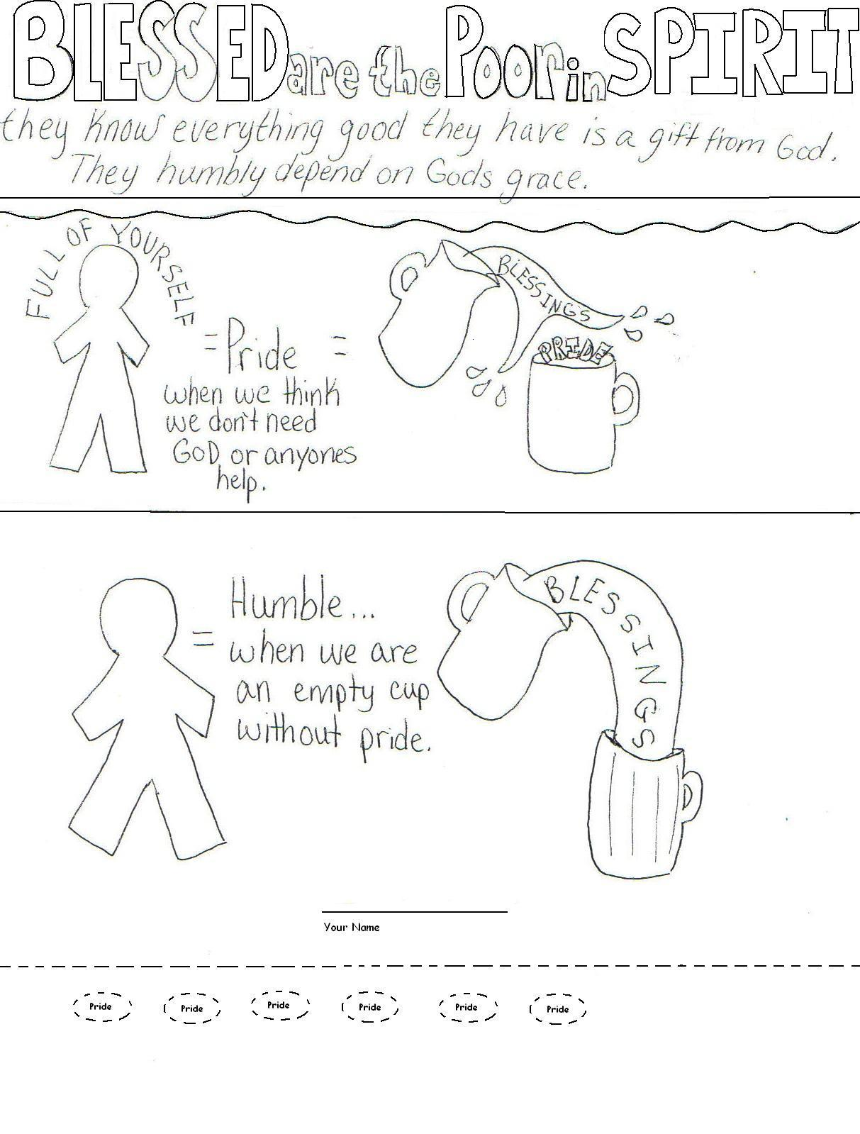 Images About Beatitudes