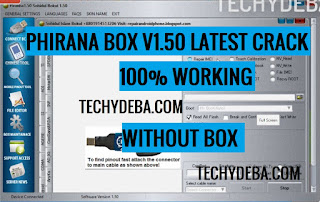 Download Piranha Box 1.50 Crack Latest tool 2019