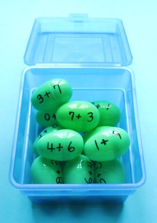 http://learningideasgradesk-8.blogspot.com/2013/03/sums-of-ten-easter-addition-fun-with.html