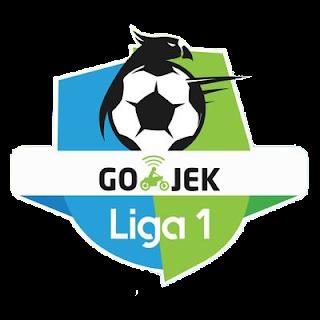 Logo Resmi Gojek Liga 1 2018