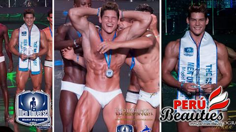 Men Universe Model 2016   Venezuela es elegido el mejor cuerpo