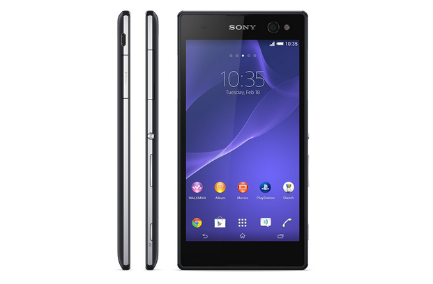 Spesifikasi Sony Xperia C3 Dual D2502
