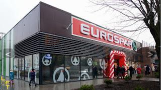 Супер-маркет EUROSPAR - г.Калининград - ул.Красносельская