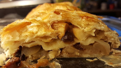 The Classic Winter Comfort Food Easy Apple Strudel Recipe