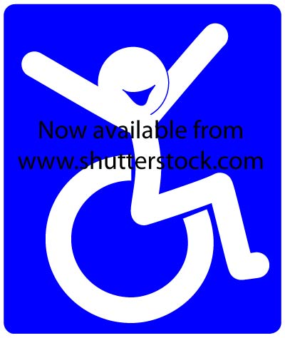 Stickman Communications New Wheelchair Symbol For Download