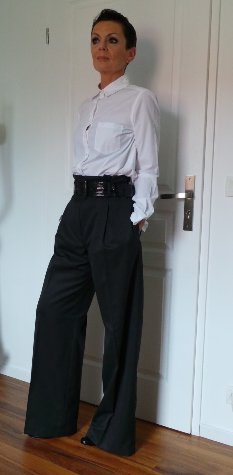 moduxe article sp cial lookbook pantalon large taille. Black Bedroom Furniture Sets. Home Design Ideas
