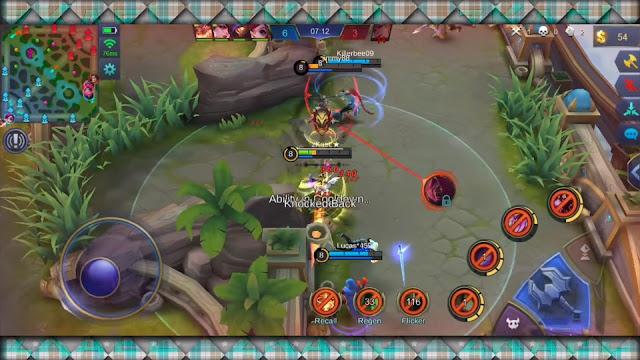 Bunuh Lunox dengan Hero Control Effect