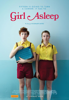 Girl Asleep - Poster & Trailer