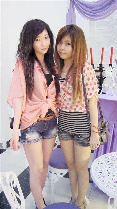Khmer Facebook Girl Cambodian Beautiful Girl - Sexy Legs-1247