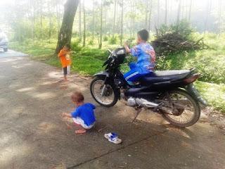 Antara Ngeblog dan Momong Anak