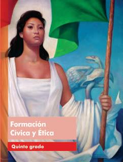 Libro de Texto Formación Cívica y Éticaquinto grado2016-2017