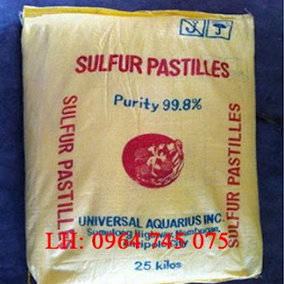 Lưu huỳnh Sulphur