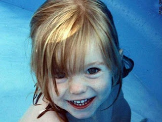 Let's face it: Madeleine McCann is gone forever