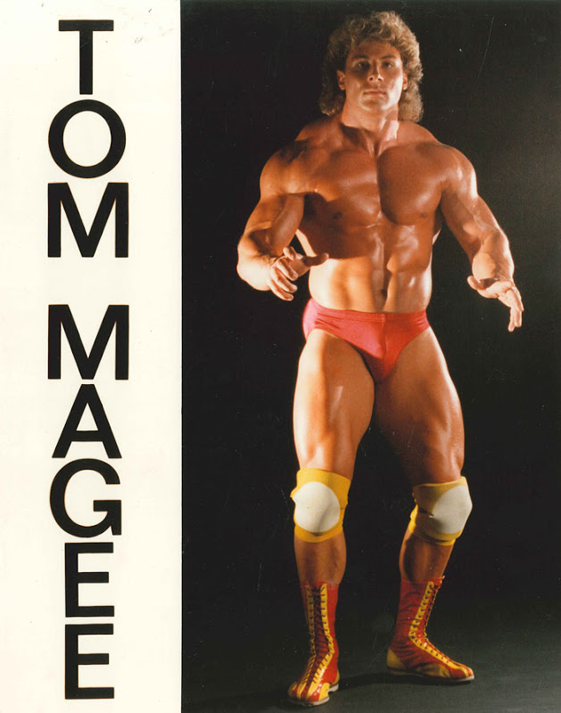 ProWresBlog: Top 5 Reasons You Can't Blame Tom Magee for