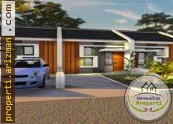 Dijual Rumah Cluster Fortis Niveus Soreang Bandung