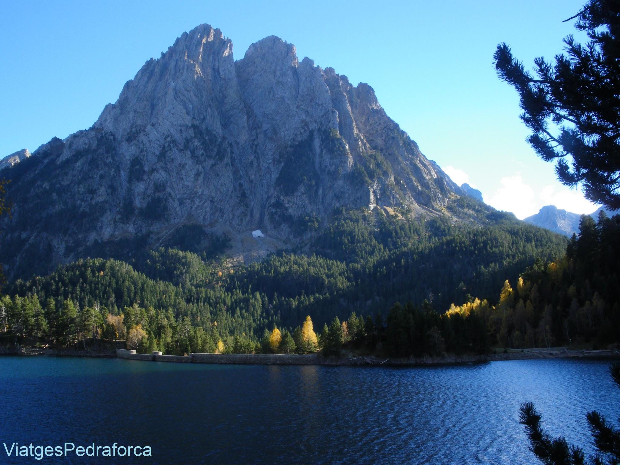 Els Encantats, Parc nacional d'Aigüestortes i Estany de Sant Maurici, Lleida, Catalunya, Pirineus Catalans