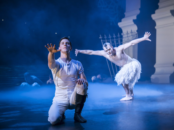 Matthew Bourne's Swan Lake (UK Tour), New Wimbledon Theatre | Review