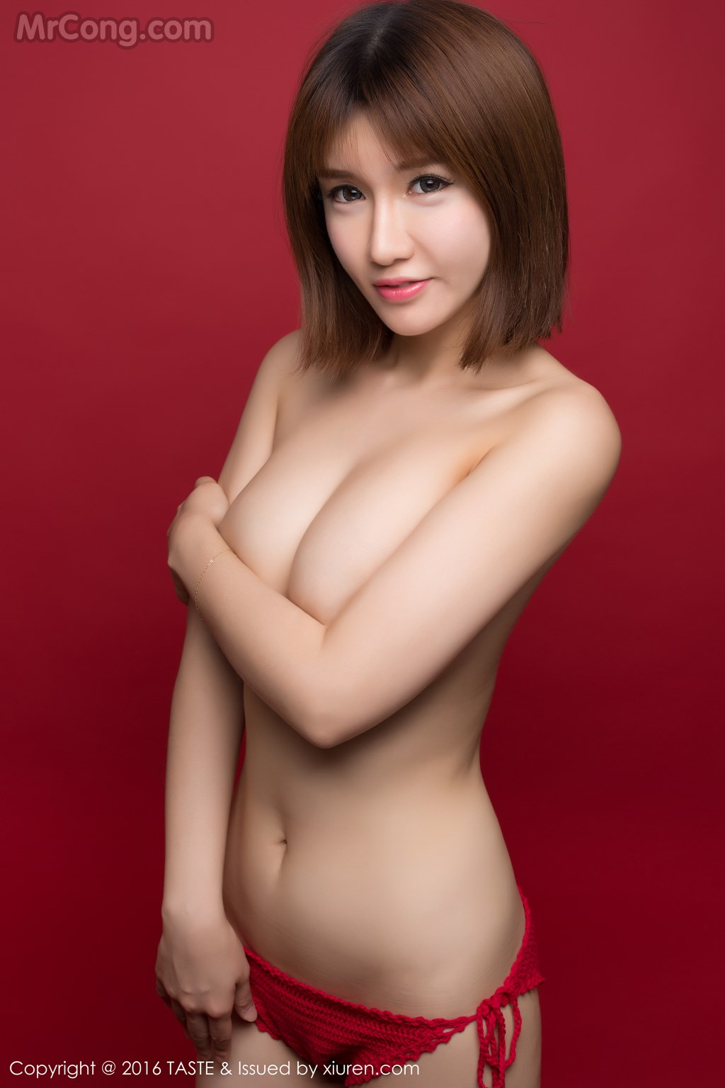 TASTE Vol.029: Người mẫu Aojiao Meng Meng (K8傲娇萌萌Vivian) (40 ảnh)