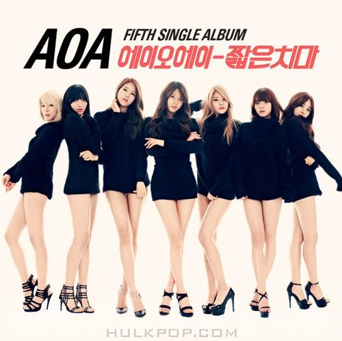 AOA – Miniskirt – EP (FLAC + ITUNES PLUS AAC M4A)