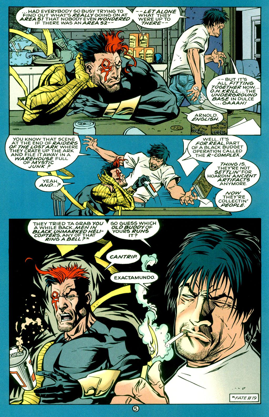 Read online Impulse Plus comic -  Issue # Full - 31