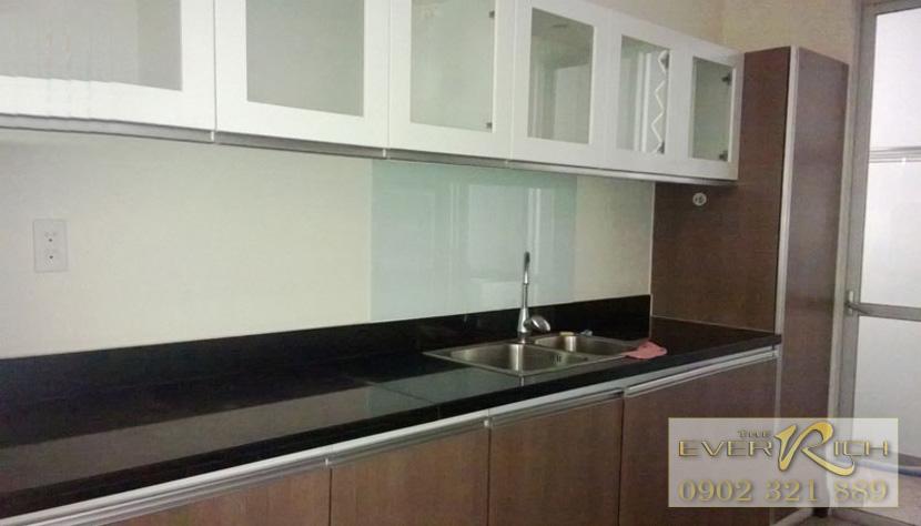 Căn hộ Everrich Quận 11 cho thuê  - phòng bếp