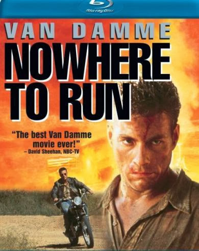 Nowhere to Run 1993 Hindi Dubbed BRRip 720p 700mb