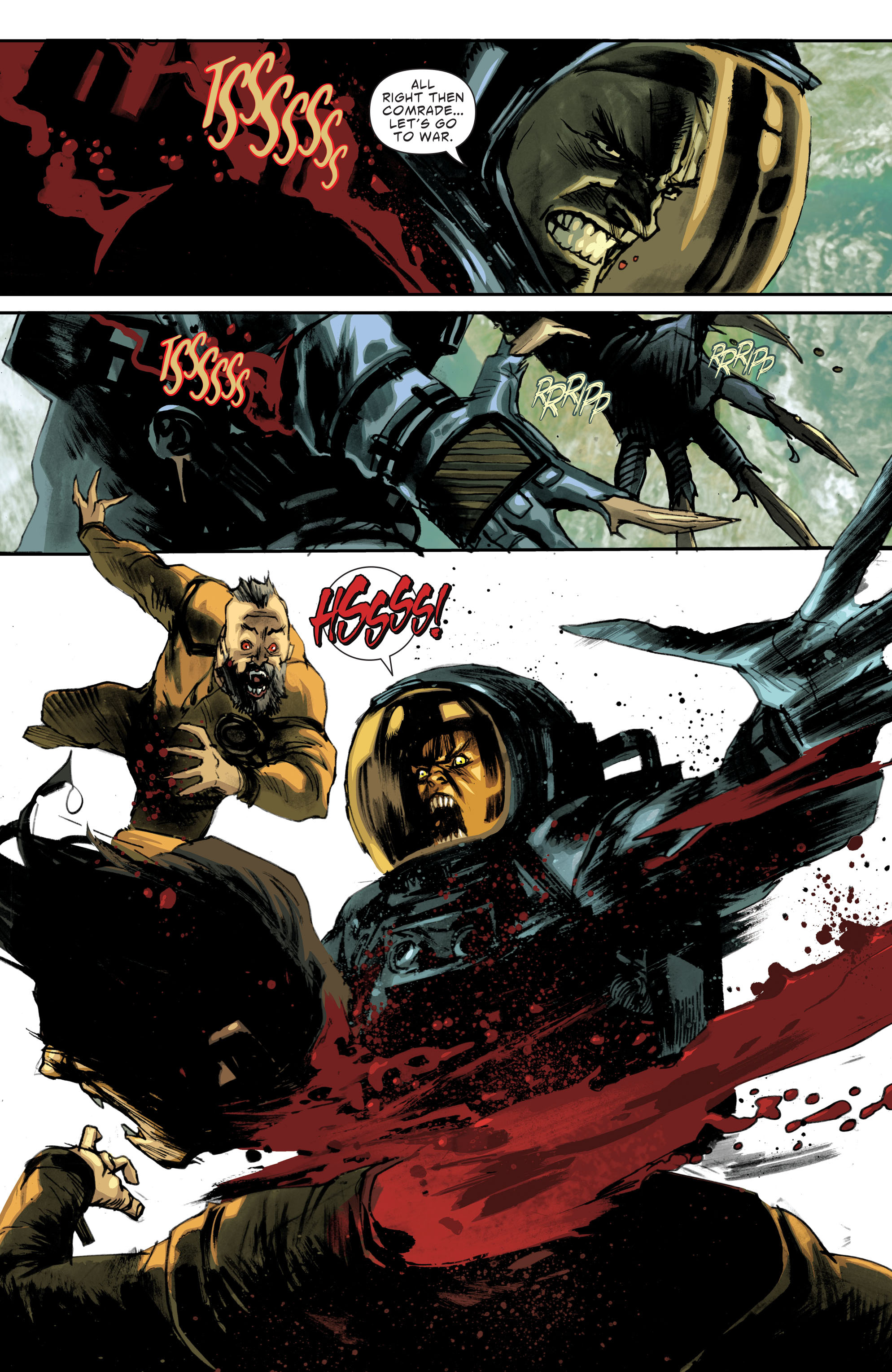 Read online American Vampire: Second Cycle comic -  Issue #10 - 5