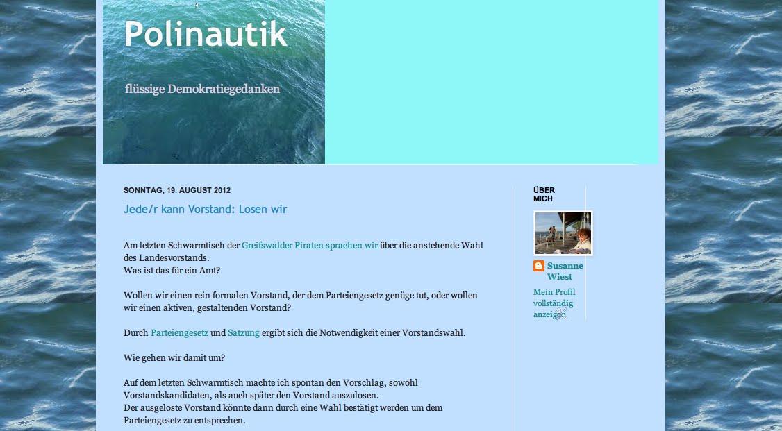 Polinautik Blog