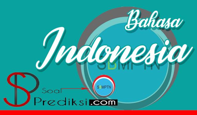 Latihan Soal dan Kunci Jawaban SBMPTN Bahasa Indonesia 2019 (+Pdf)