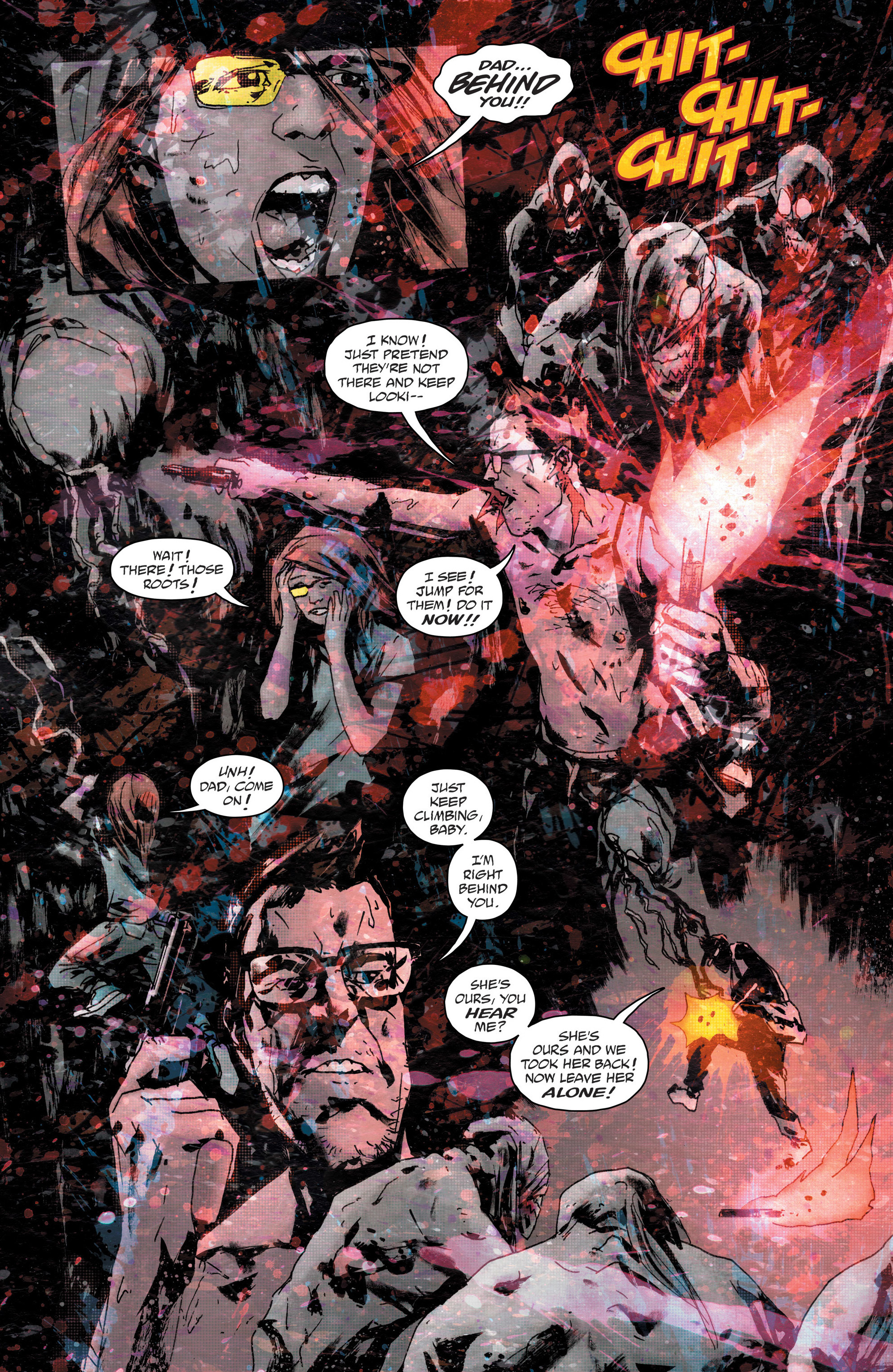 Read online Wytches comic -  Issue #6 - 9
