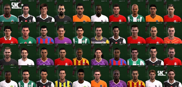 PES 2013 SmilePatch '13 Season 2016/2017