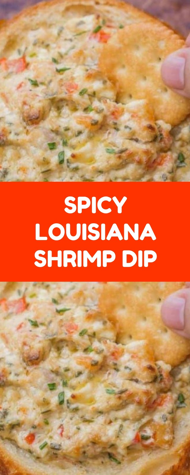 Spicy Louisiana Shrimp Dip Recipe