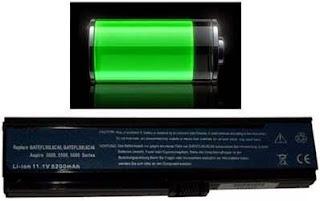 8 Tips Agar Baterai Laptop Awet Dan Tahan Lama