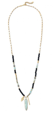 Stella & Dot Artisan Pendant Necklace