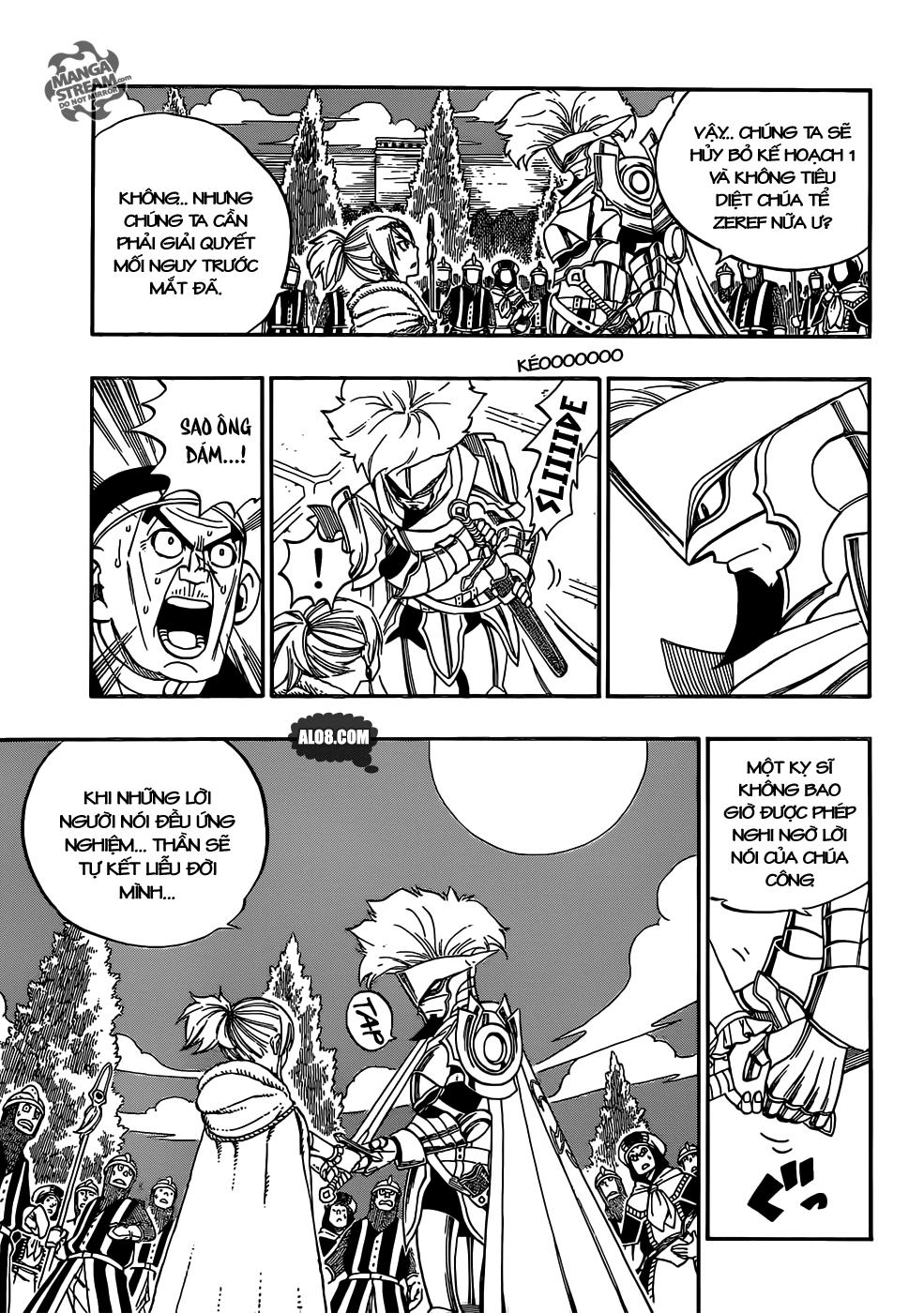 Fairy Tail chap 323 trang 13