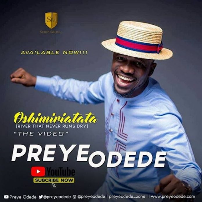 Preye Odede. Oshimiri Atata Download