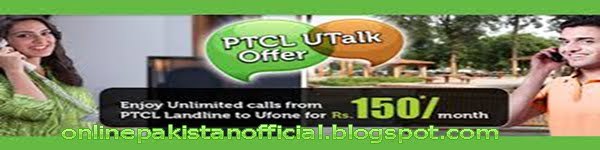 PTCL To Ufone Free Call Packages Unlimited Calls