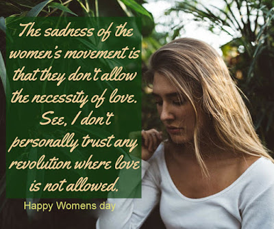inspirational women quotes 1 - International Women's Day Images with Quotes