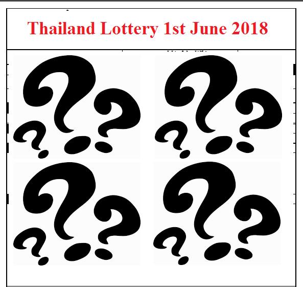 1st June 2018 1.06.2018