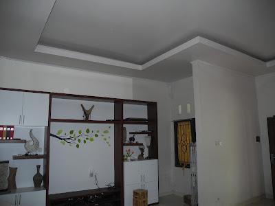 Hasil Renovasi Rumah Bapak Andreas
