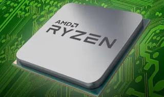 processori amd ryzen