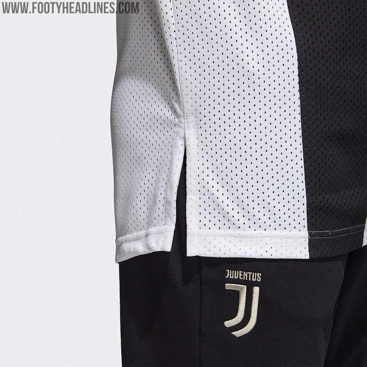 new product e786a 0702f Adidas Juventus 18-19 Basketball Jersey Released - Leaked ...