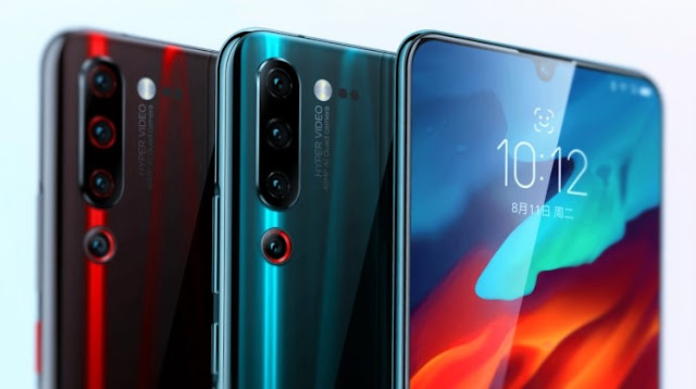 Lenovo Launches Z6 Pro Phone in China