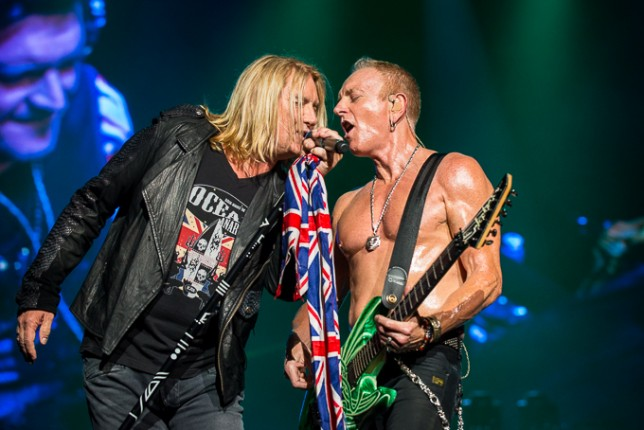 def leppard rock of ages 2012 mp3