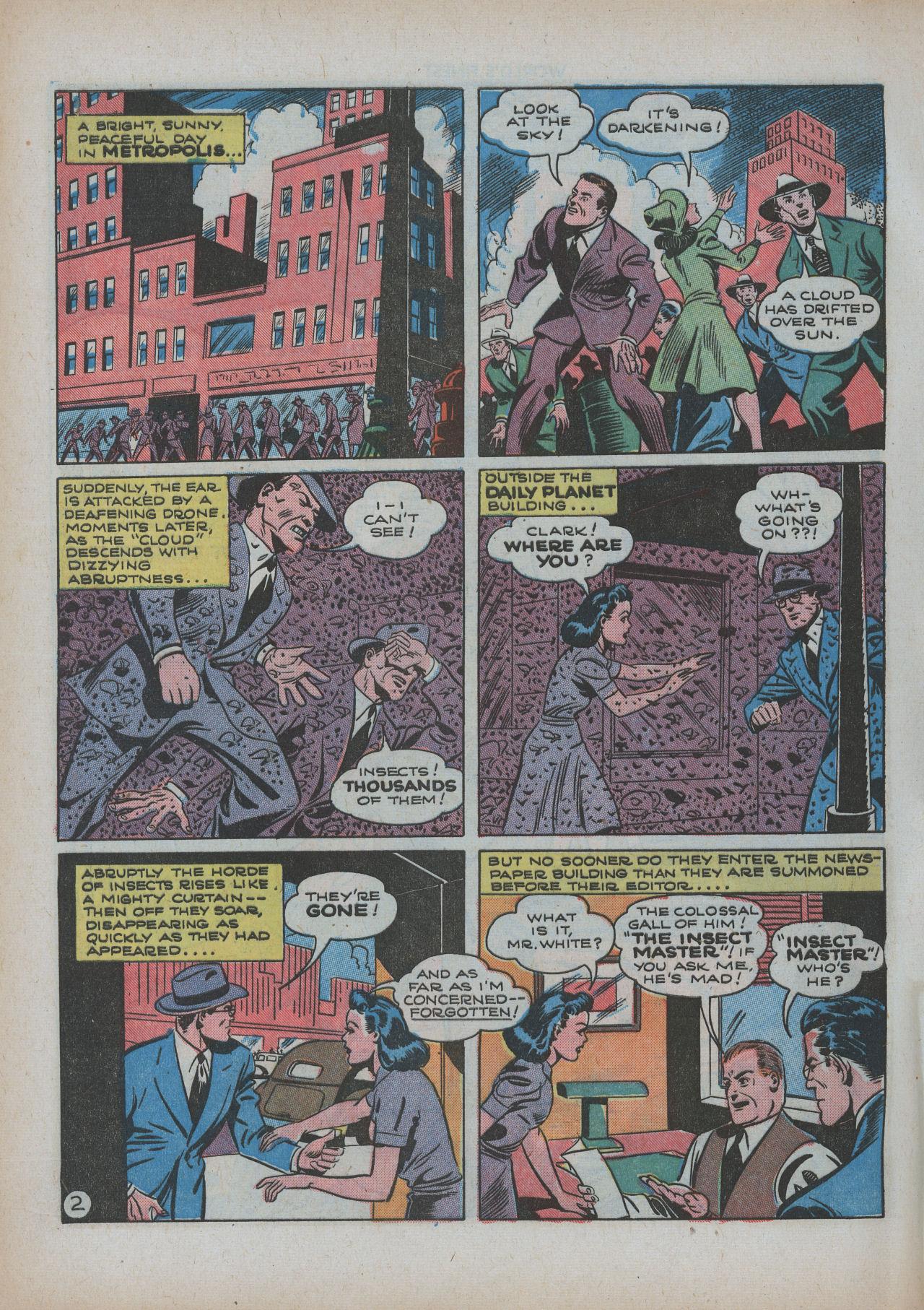 Read online World's Finest Comics comic -  Issue #10 - 4